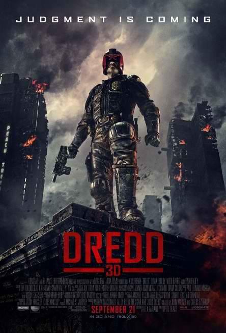 Dredd دانلود فیلم Dredd 3D 2012